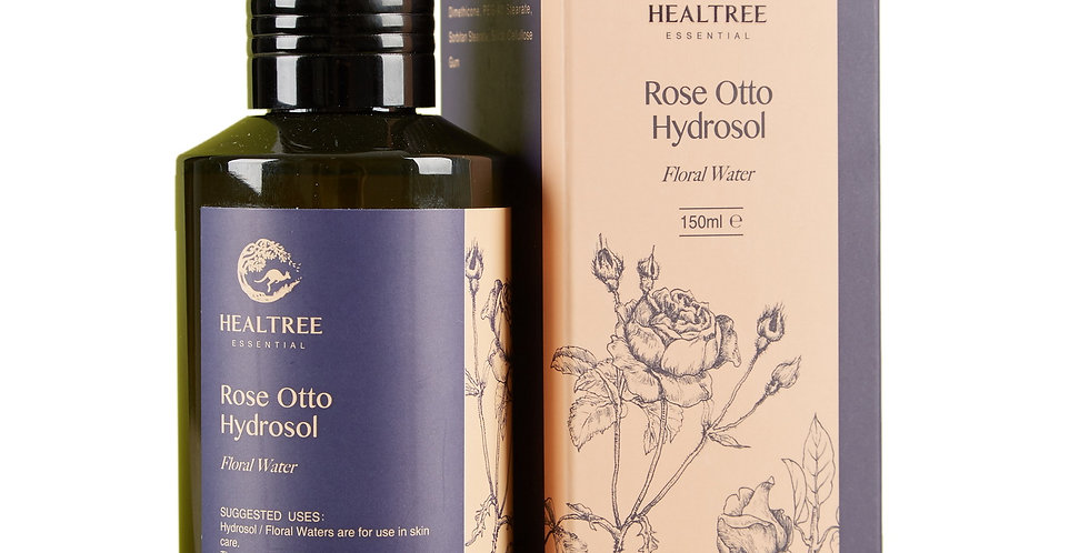 Rose Otto Hydrosol Floral Water 150 ml