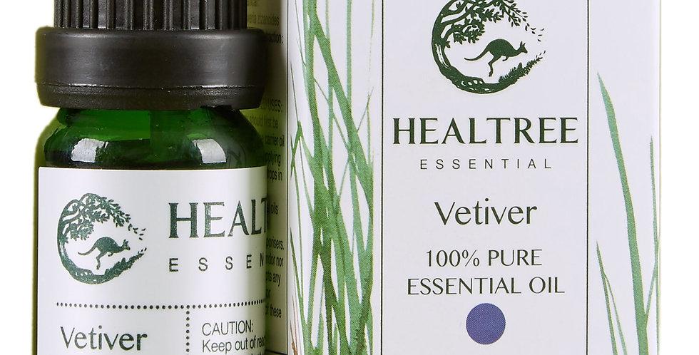 Vetiver Essential Oil - 100% Pure Vetiver Oil - 10ml