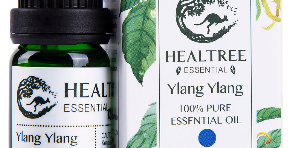 Ylang Ylang Essential Oil - 100% Pure Ylang Ylang Oil - 10ml