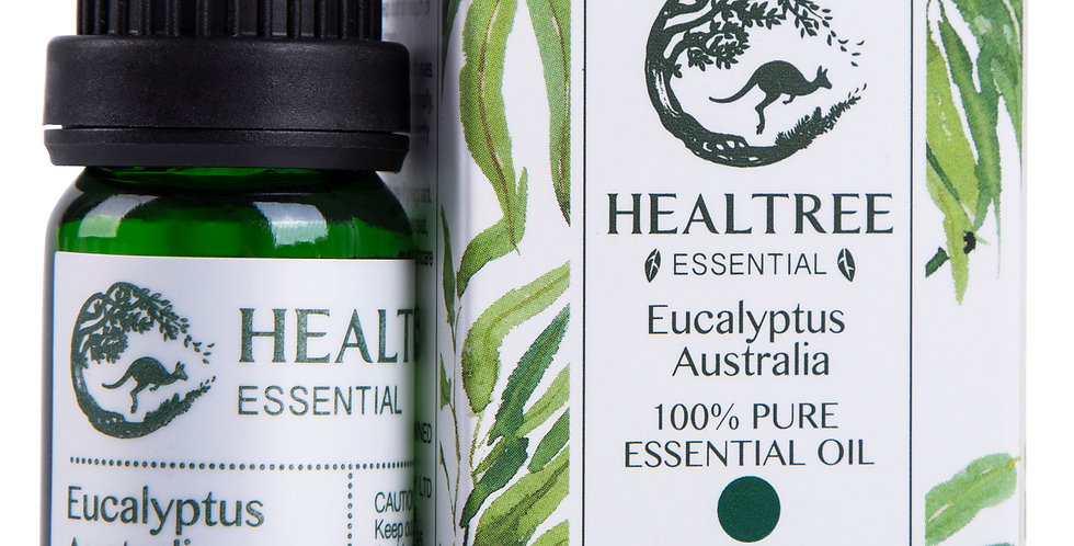 Eucalyptus Essential Oil Australia - Pure Eucalyptus Oil - 10ml