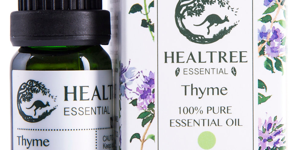 Thyme Essential Oil - 100% Pure Thyme Oil - 10ml