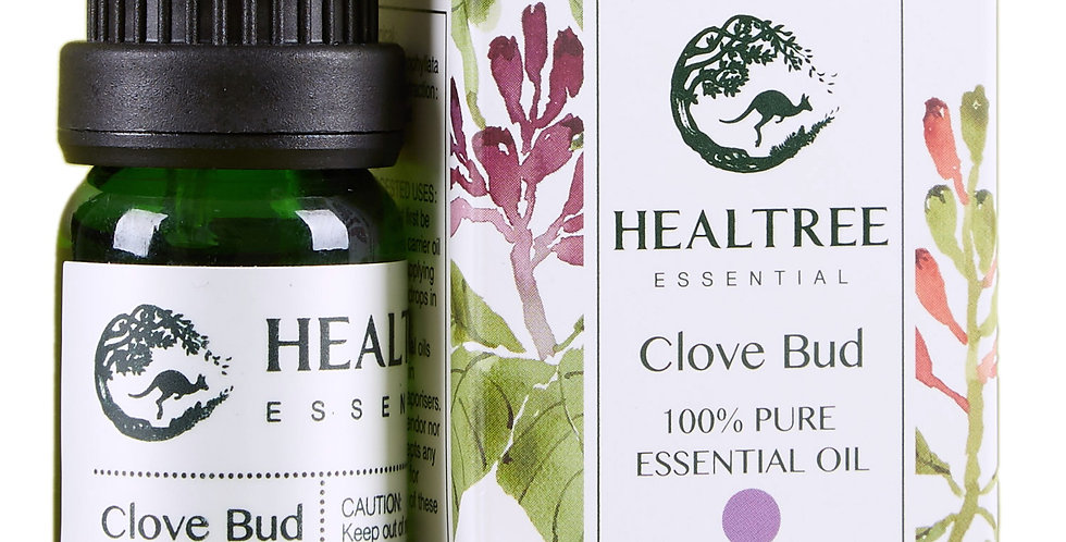 Clove Bud Essential Oil - 100% Pure Clove Bud Oil - 10ml