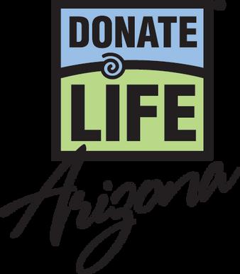 Donate Life Arizona Logo