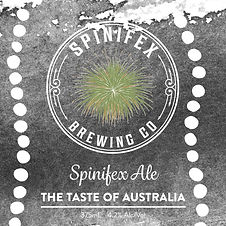 Spinifex Beer Labels Cropped Spinifex Al