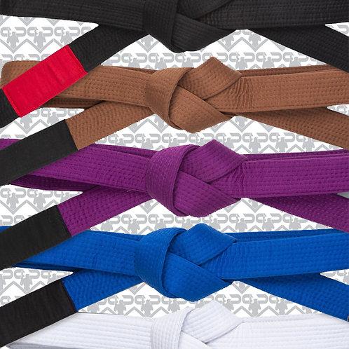 Pure Patriot BJJ Belts