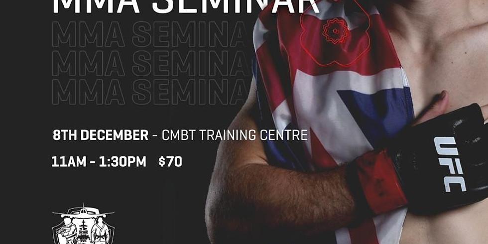 Jake Matthews - MMA Seminar