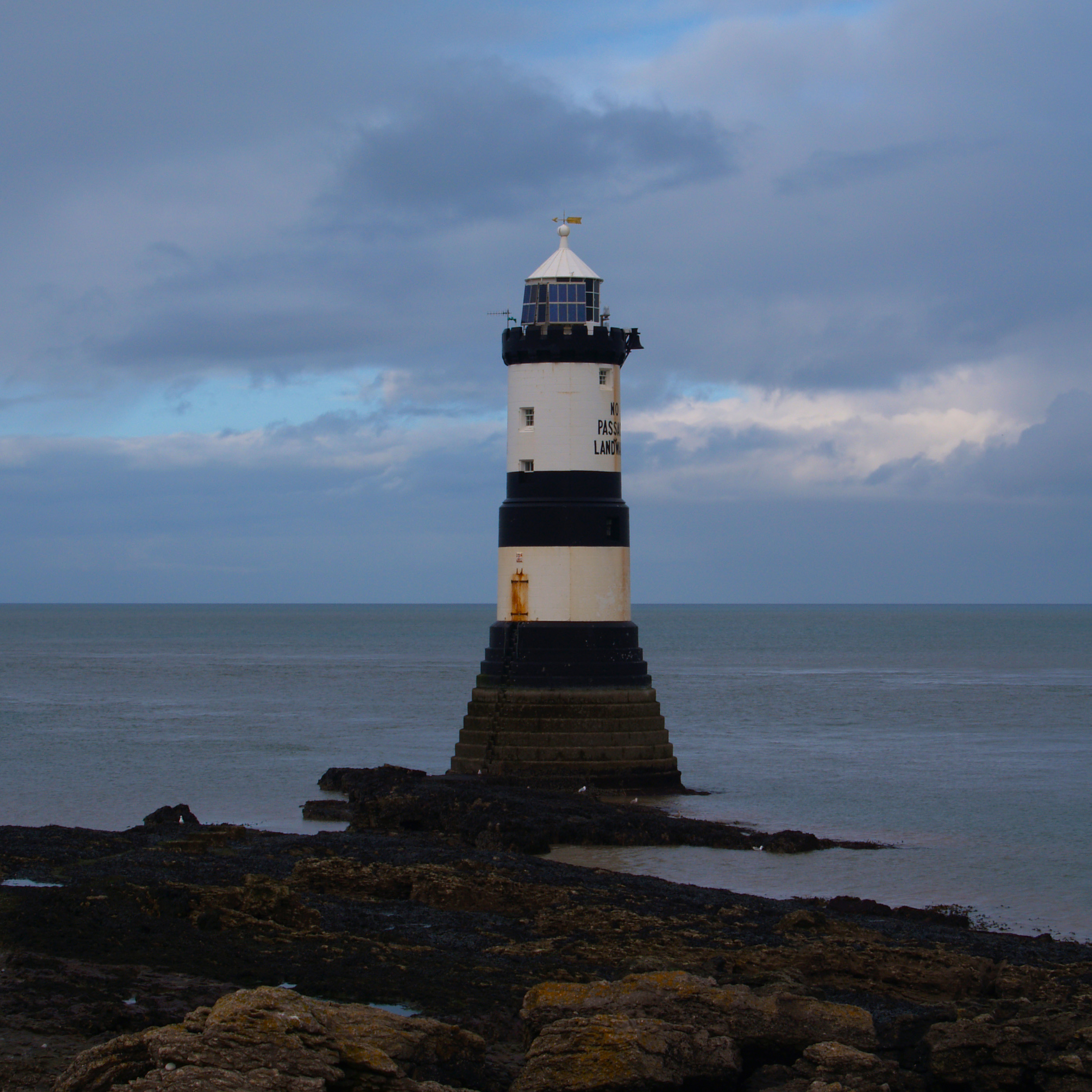 Penmon Lighthouse, Wales