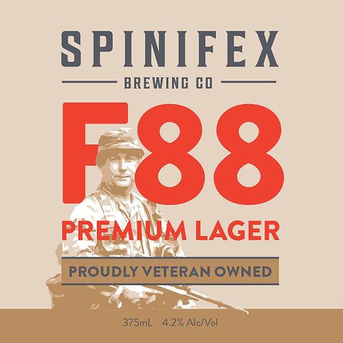 F88 Premium Lager