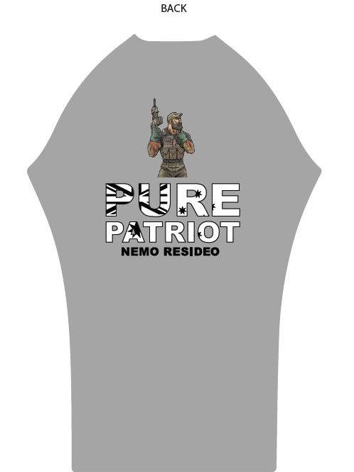 Long Sleeve, Pure Patriot Rash Shirt