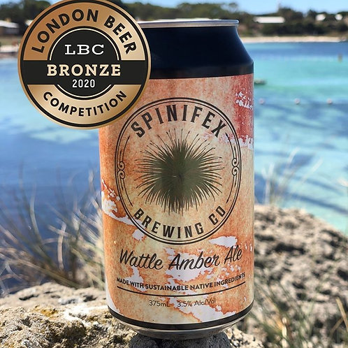 CARTON/16 PACK - Wattle Amber Ale