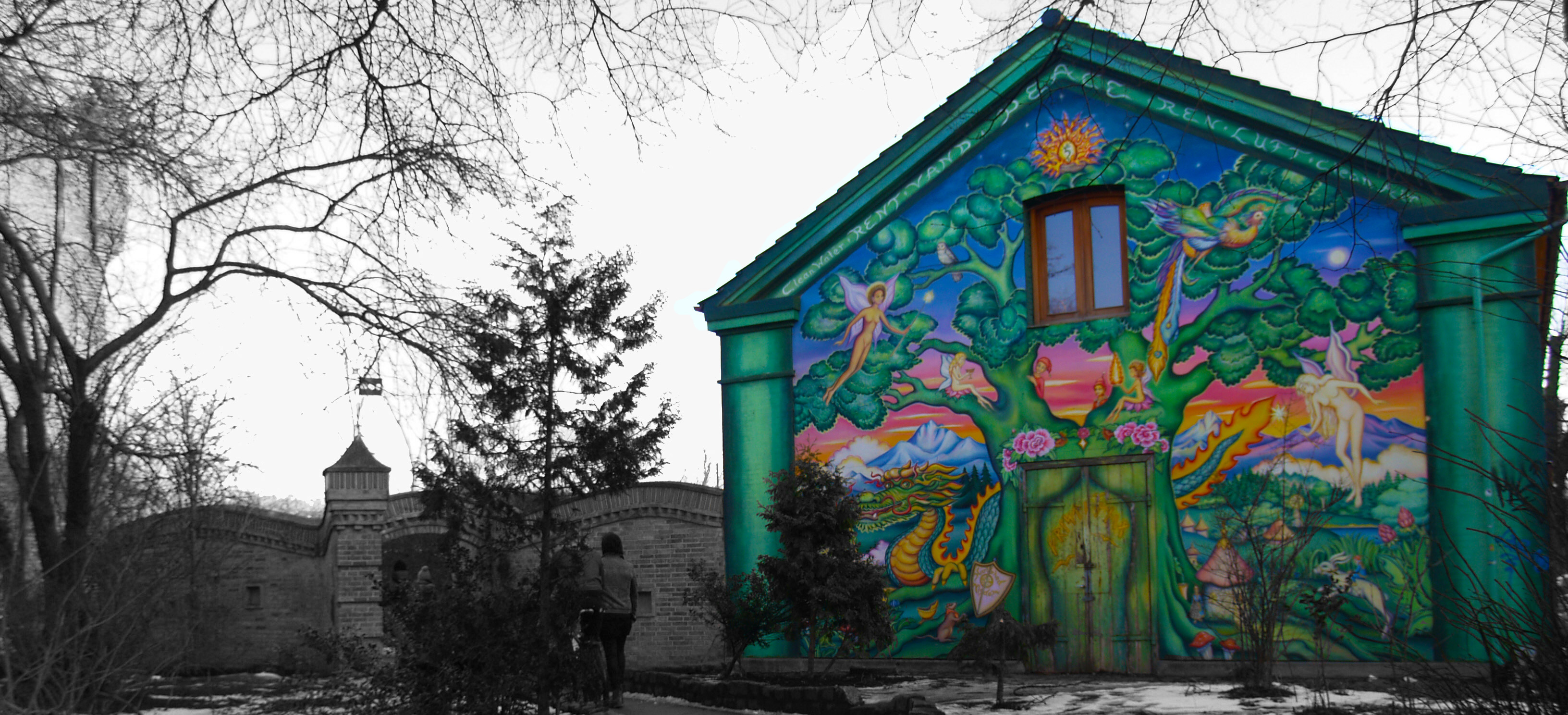 Christiania, Copenhagen Edited