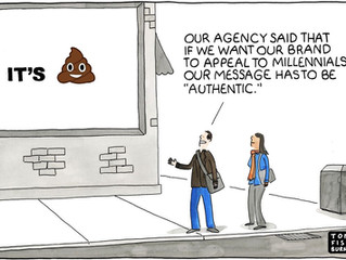 Are You Being Authentic In YOUR Marketing?