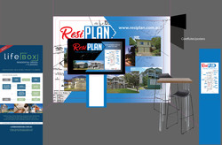 Expo Site Stand Layout