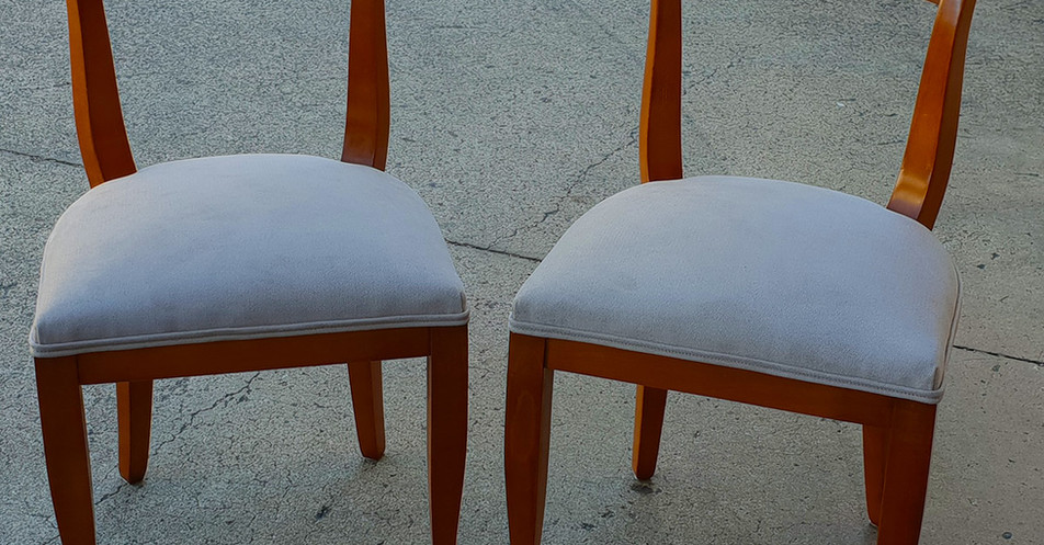 woodwards_upholstery_white_dining_chairs