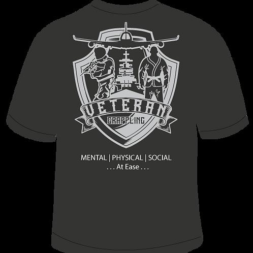 PRE-ORDER Veteran Grappling T-Shirt