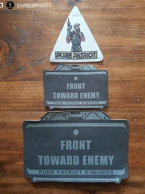 Pure Patriot Patch Set