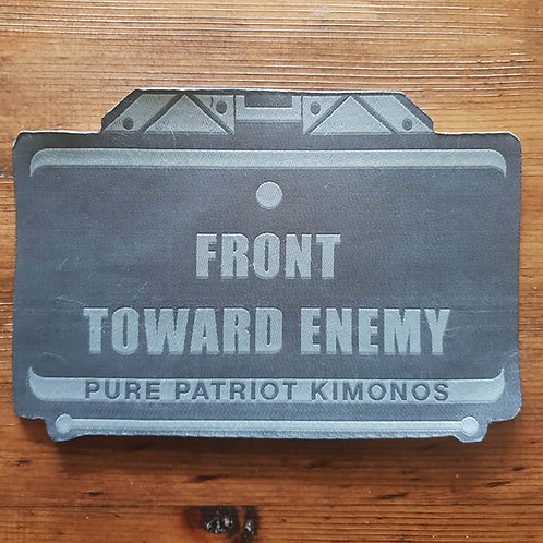 Claymore Patch 20cm