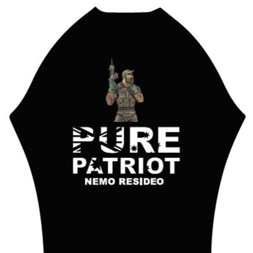 Pure Patriot Rash Top