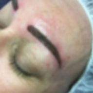 Shaded brows.__Mooneepondsmicroblading#_