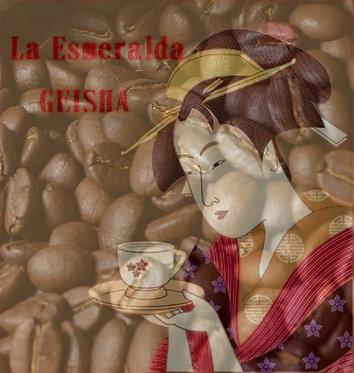 パナマ/ゲイシャ:エスメラルダ農園スペシャリティー コーヒー 200g