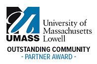 Umass Lowell Outstanding Community Partn