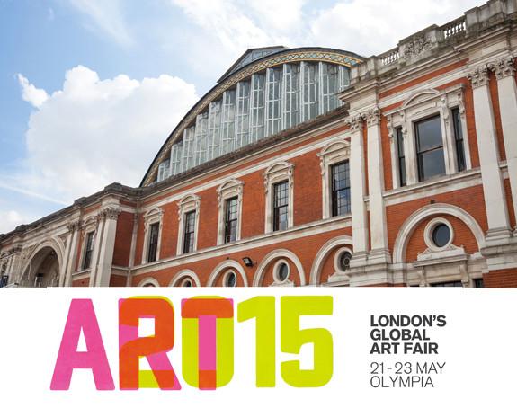 Art15 London 倫敦藝術博覽
