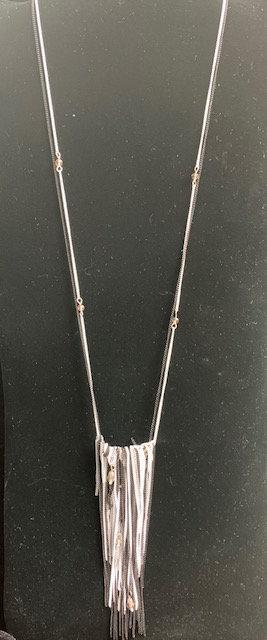 Silver Shine Necklace