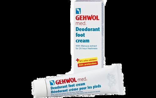 Deodorant Foot Cream - 75ml