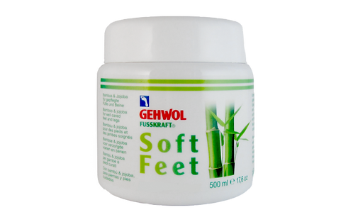 Fusskraft Soft Feet Scrub 500ml