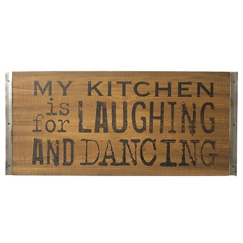 My Kitchen Wall Plaque