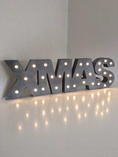 LED XMAS Sign