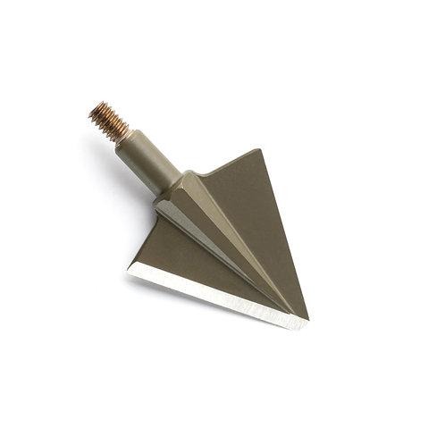 """2-Blade 150 Grain - 1 1/8"""" Non-Vented Single Bevel (RB)"""