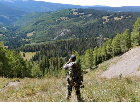 Planning an Out of State Western Hunt