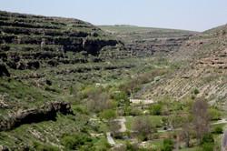 Mashat river canyon