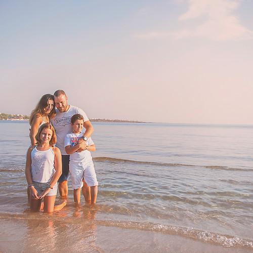 Tasos - Maria & kids