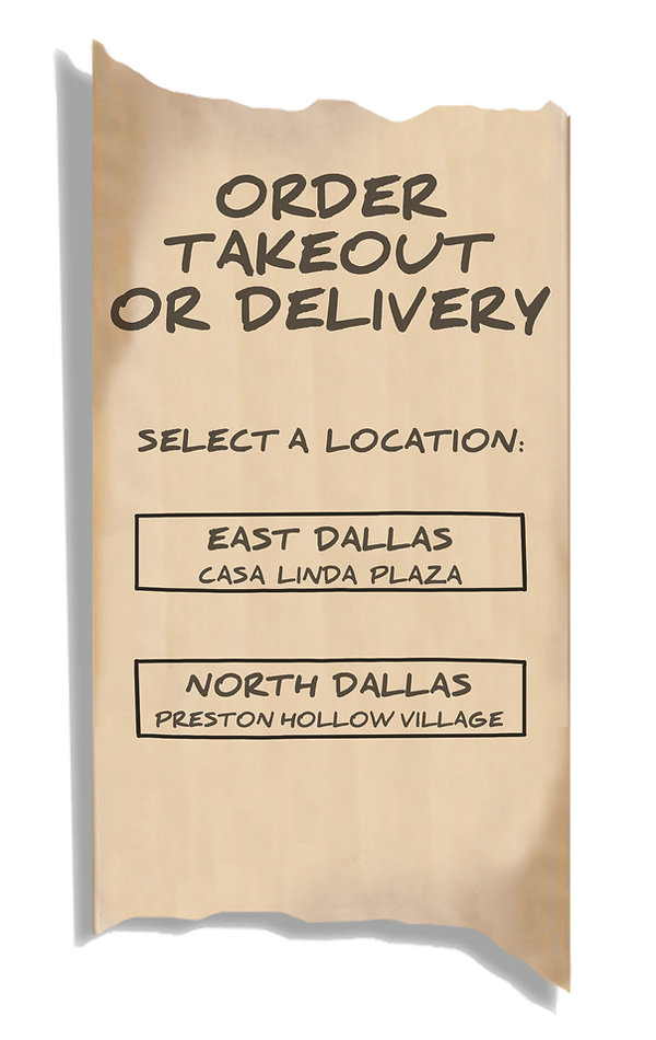 Order Online Select a Location