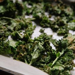 Krunchy Kale recipe