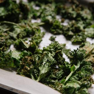 Roasted Kale