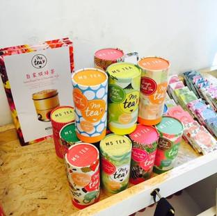 Ms. Tea Hong Kong 手信