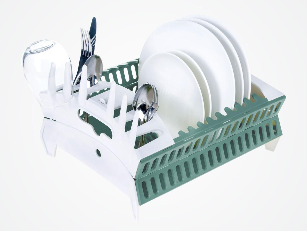 Snapfold™ Dish Rack