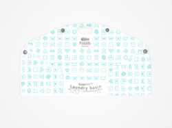 Laundry Basin -  half fold