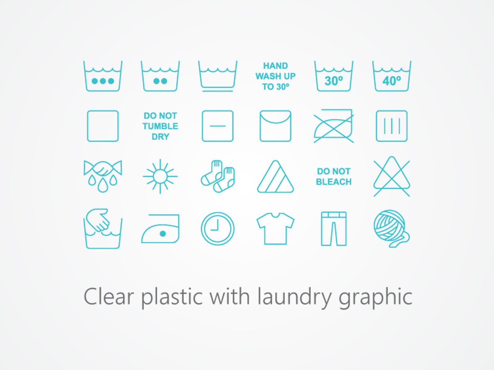 Laundry graphic