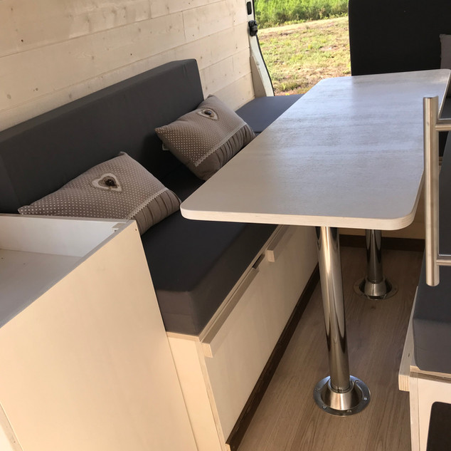 Table double _ Kit BIG _ Mobilier-Nomad