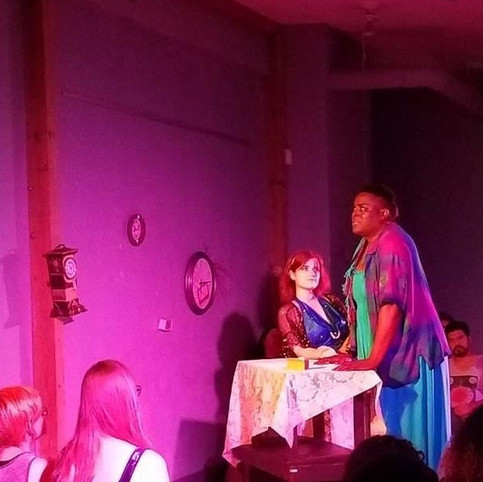 Production at Gadfly Theatre