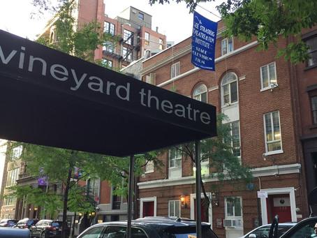 Internship at Vineyard Theatre!