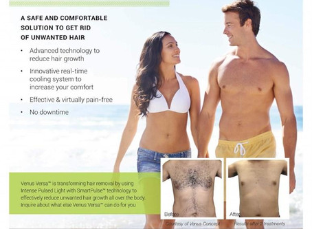 Advanced Hair Removal