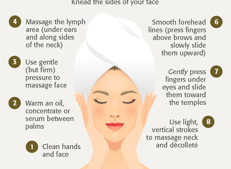 How To Do A Facial Massage At HomeSkin Care & BeautyLifestyle & Wellnessby: Alisha Whitley, Sept.