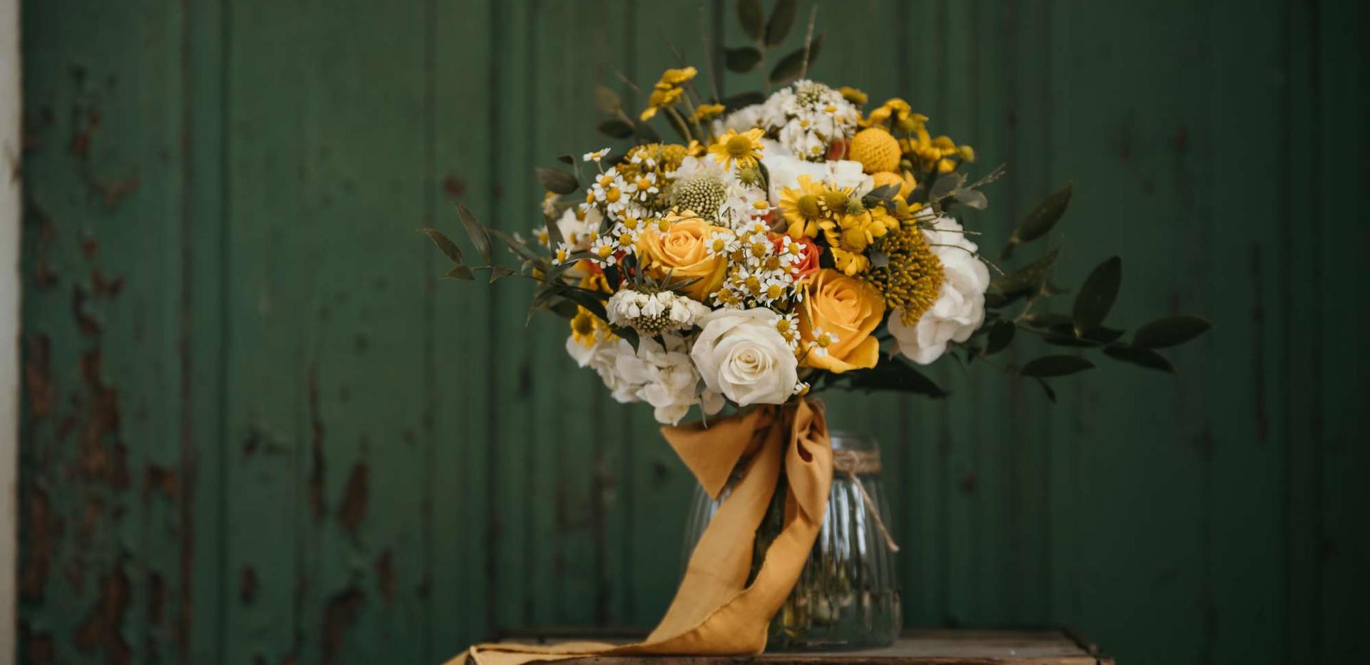 Bouquet par Fleur de carotte