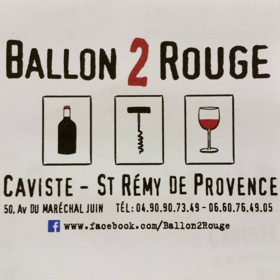 Ballon 2 rouge