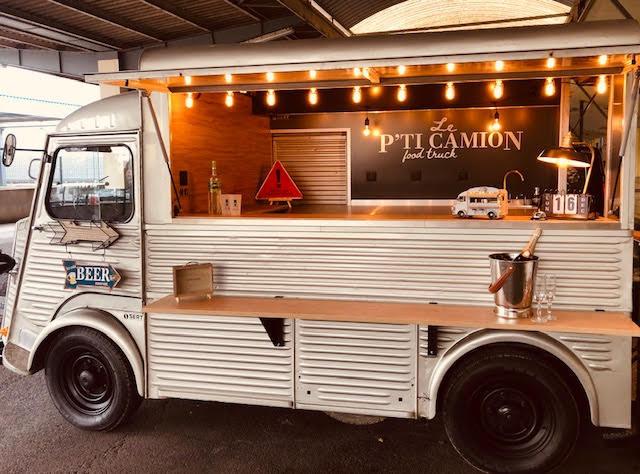 Foodtruck le Ptit Camion